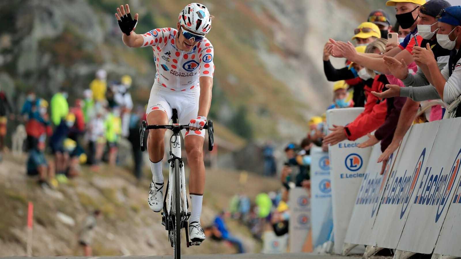 Ciclismo - Tour de Francia - 17ª Etapa: Grenoble - Méribel Col de la Loze (3) - ver ahora
