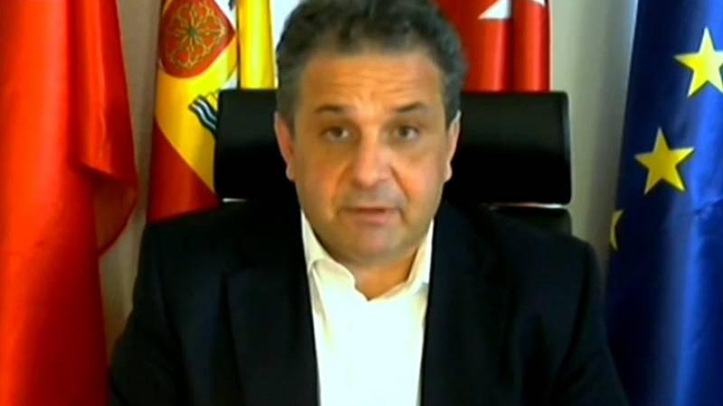 """Ramón Jurado, alcalde de Parla: """"A día de hoy, no ha contactado nadie conmigo para decirme cuáles son las medidas"""""""