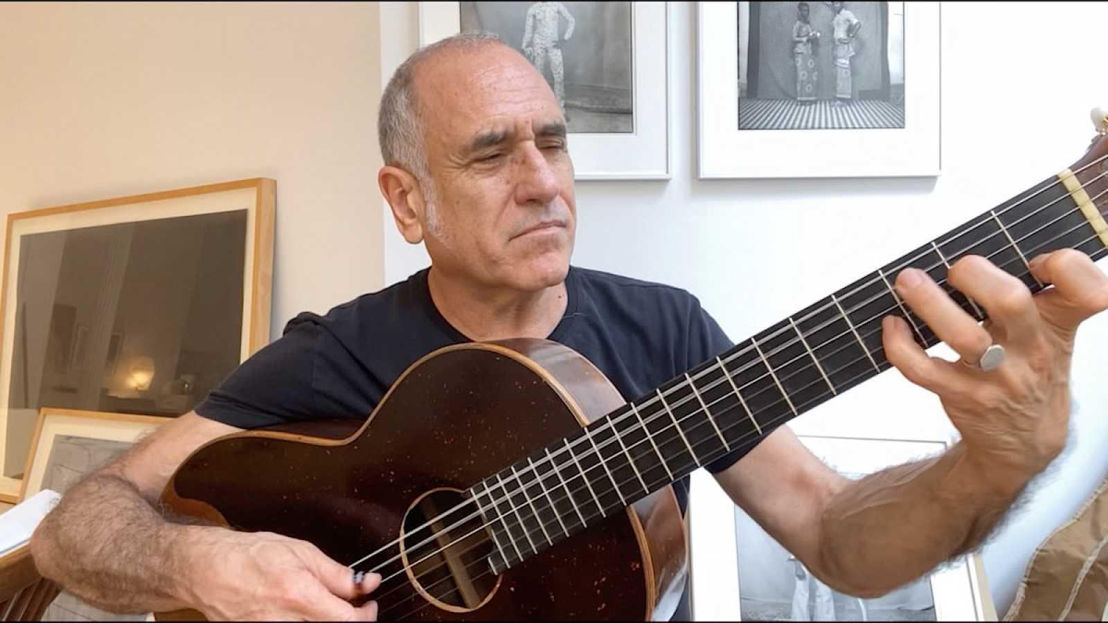 Backline - David Broza, reivindicando la guitarra española - Ver ahora