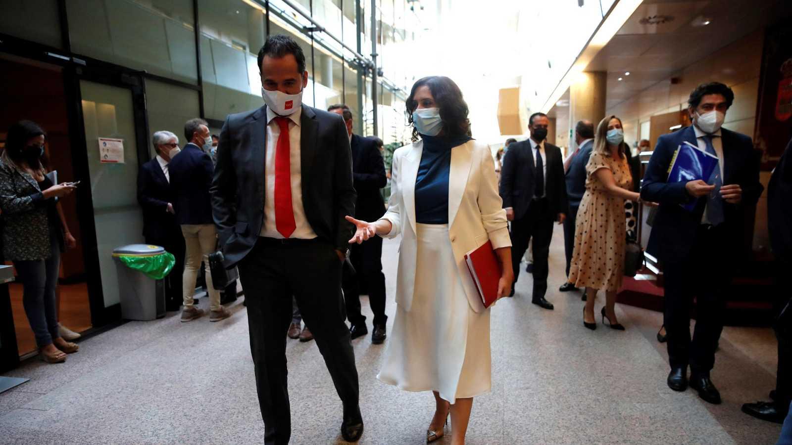 Malestar en el Gobierno de Ayuso tras el anuncio de los confinamientos selectivos