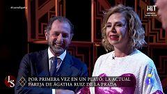 Lazos de sangre - Ágatha Ruiz de la Prada recibe una sorpresa de Luis Gasset en el programa