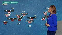 El tiempo en Canarias - 17/09/2020