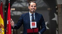"""Aguado pide """"implicación"""" a Pedro Sánchez para controlar la pandemia en Madrid"""