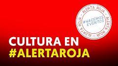 Alerta Roja en toda España, en protesta por el colapso de eventos culturales