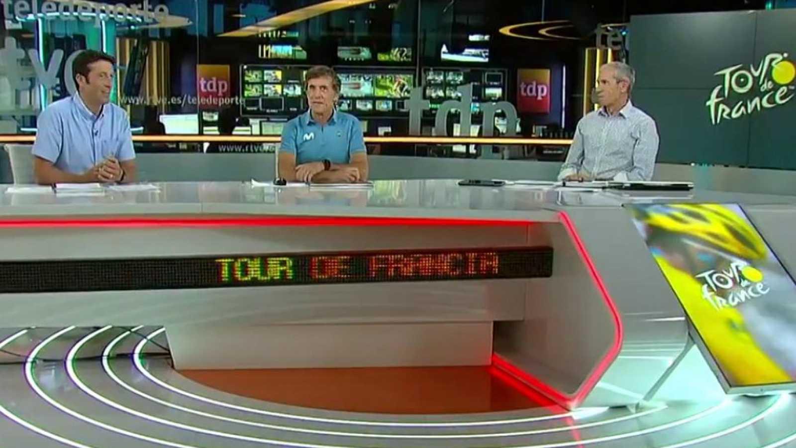 Ciclismo - Programa Tour de Francia - 10/09/20 - ver ahora