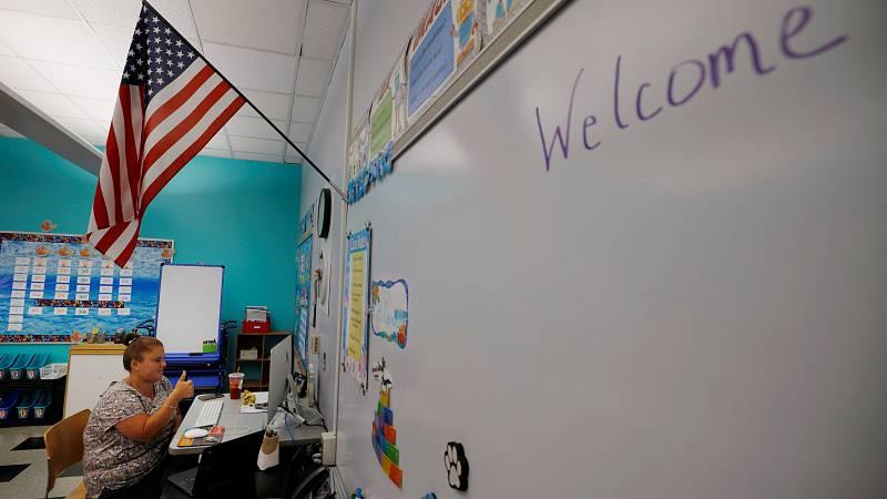 El reto de la vuelta a clase durante la pandemia en EE.UU.