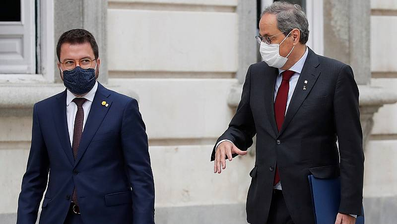 El futuro de Torra y de la Generalitat de Cataluña, en manos del Supremo