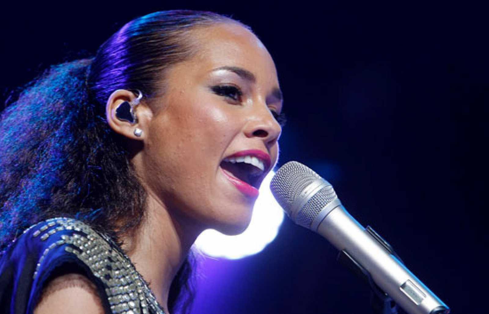 Alicia Keys lanza este viernes  'Alicia', su nuevo álbum