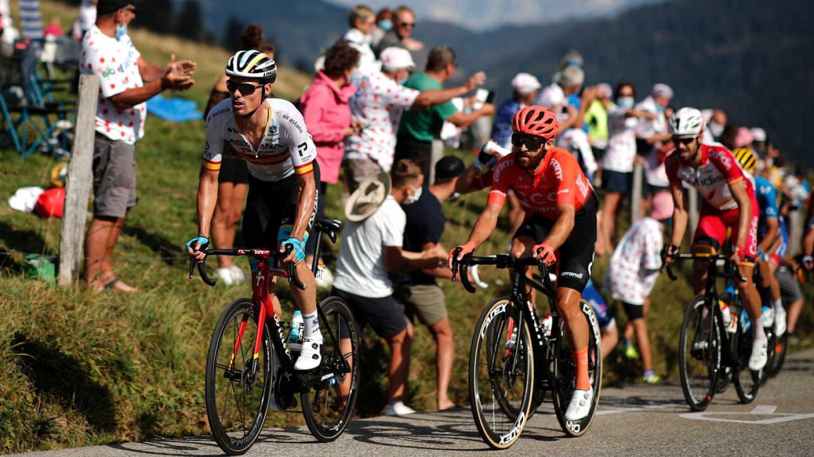 Ciclismo -Tour de Francia - 18ª etapa: Méribel - La Roche-Sur-Foron (1) - ver ahora