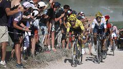 Ciclismo - Tour de Francia - 18ª etapa: Méribel - La Roche-sur-Forone (2)