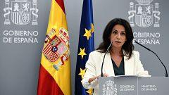Especial informativo - Coronavirus. Comparecencia de Silvia Calzón, secretaria de Estado de Sanidad - 17/09/20