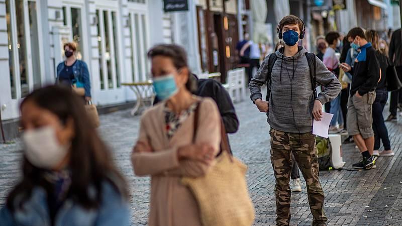 La Organización Mundial de la Salud alerta de la expansión actual del coronavirus en Europa