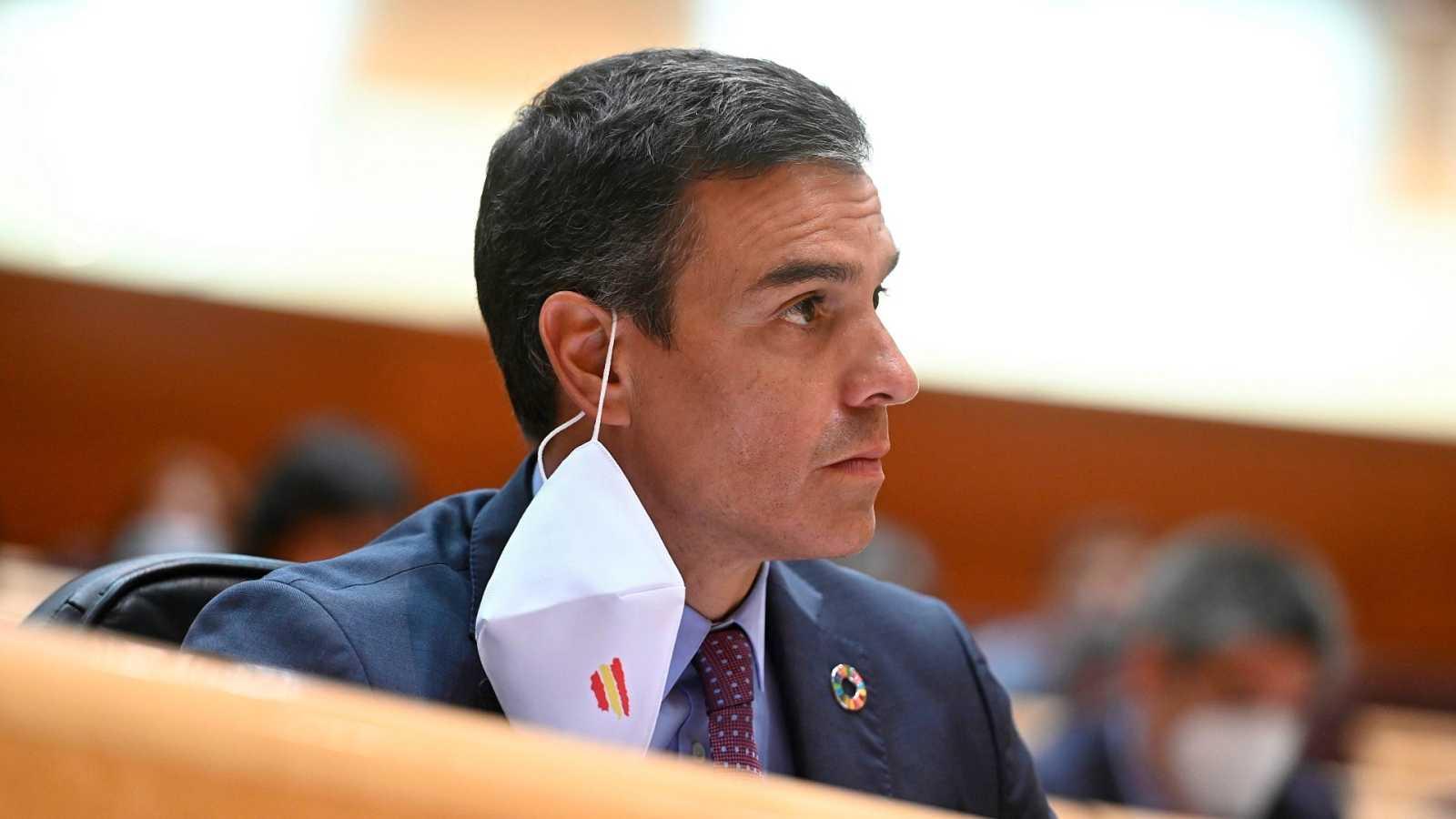 """Sánchez y Ayuso se reunirán para abordar la situación """"crítica"""" de Madrid con la pandemia de coronavirus"""