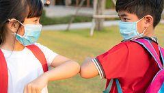 Padres y madres tratan de reducir los contactos de sus hijos también fuera de las aulas