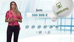 Lotería Nacional + La Primitiva + Bonoloto - 17/09/20
