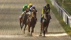 Hípica - Circuito nacional de carreras de caballos, desde el Hipódromo de La Zarzuela (Madrid)