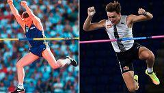 Duplantis bate el récord del mundo de salto con pértiga al aire libre de 1994 de Bubka