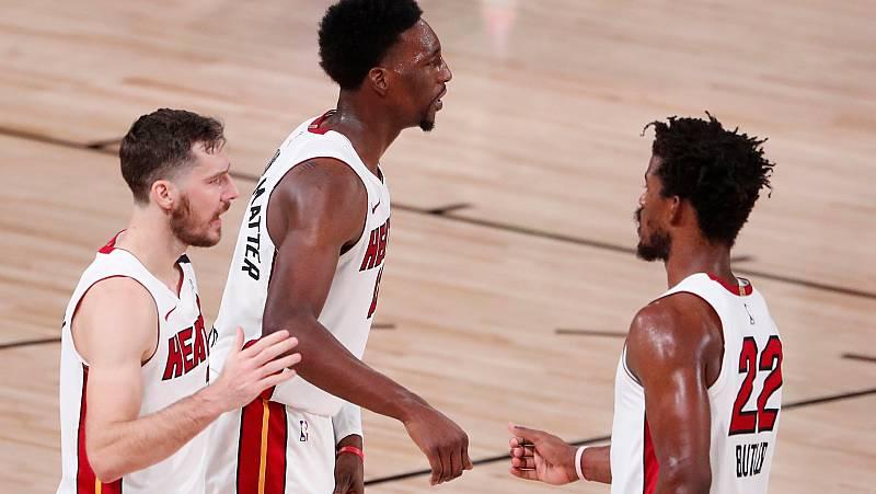 Vídeo: Los Heat se ponen 2-0 en la final de Conferencia contra Celtics