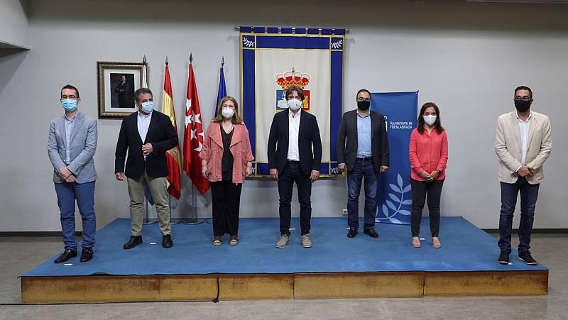 """Los alcaldes del sur de Madrid denuncian """"descoordinacion"""" y """"desinformación"""" del Gobierno regional"""