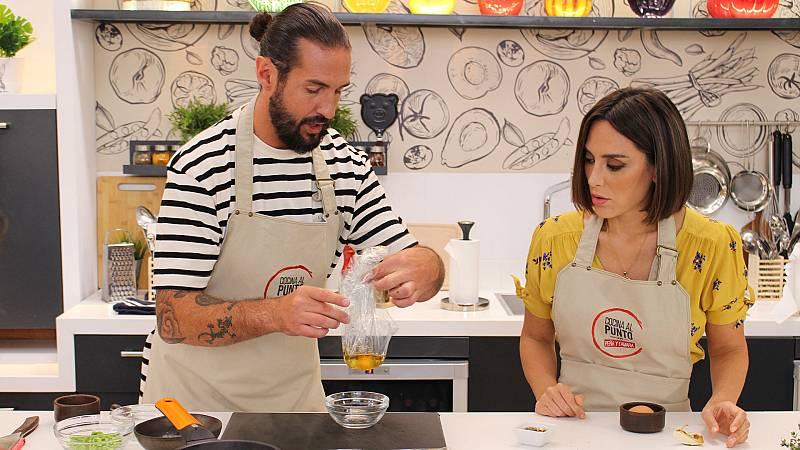 Cocina al punto con Peña y Tamara - Plátano de Canarias - ver ahora
