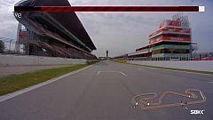 Así es el Circuit de Catalunya desde la cámara de una Superbike