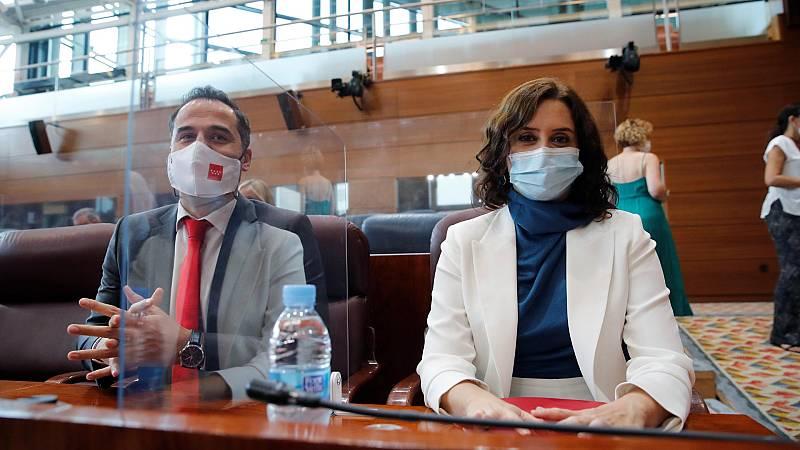 Sánchez y Ayuso se reunirán el lunes en la Puerta del Sol para frenar el avance de la pandemia en Madrid