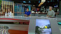 Ciclismo - Programa Tour de Francia - 18/09/20
