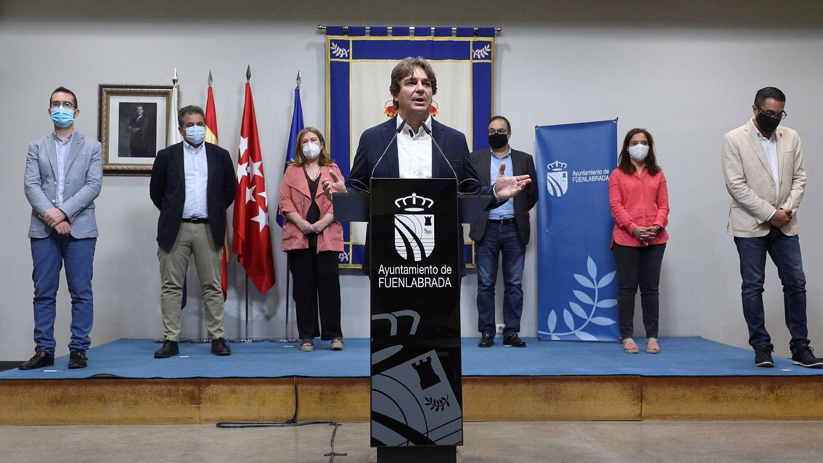 """Alcaldes del sur de Madrid denuncian """"descoordinación"""" con el Gobierno de Díaz Ayuso"""