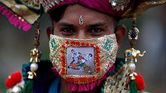 La India, nuevo epicentro de la pandemia en Asia