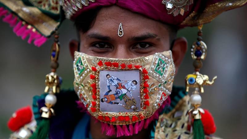 India, nuevo epicentro de la pandemia en Asia