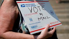 Comienza en EE.UU. la batalla por el voto por correo