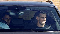 Bale y Reguilón ya están en Londres para jugar con el Tottenham