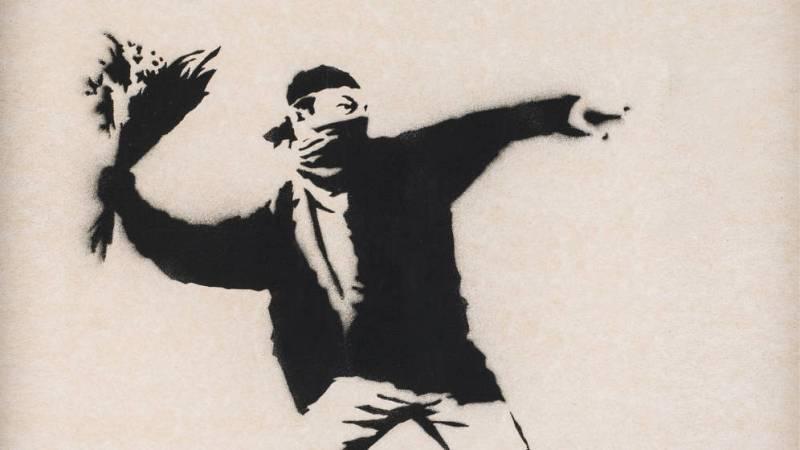 Banksy pierde los derechos sobre su obra más popular por no revelar su identidad