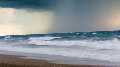 Precipitaciones en el interior peninsular y litoral andaluz