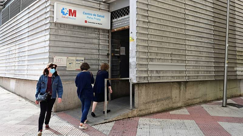 Las restricciones de Madrid se basan la incidencia acumulada, la situación estable de los datos y la continuidad geográfica