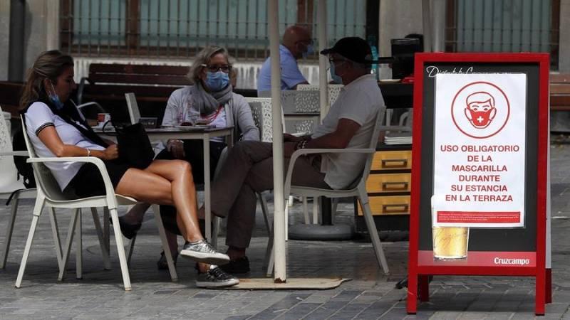 Madrid aplica restricciones y reducción de aforo en hostelería, lugares de culto y actividades deportivas