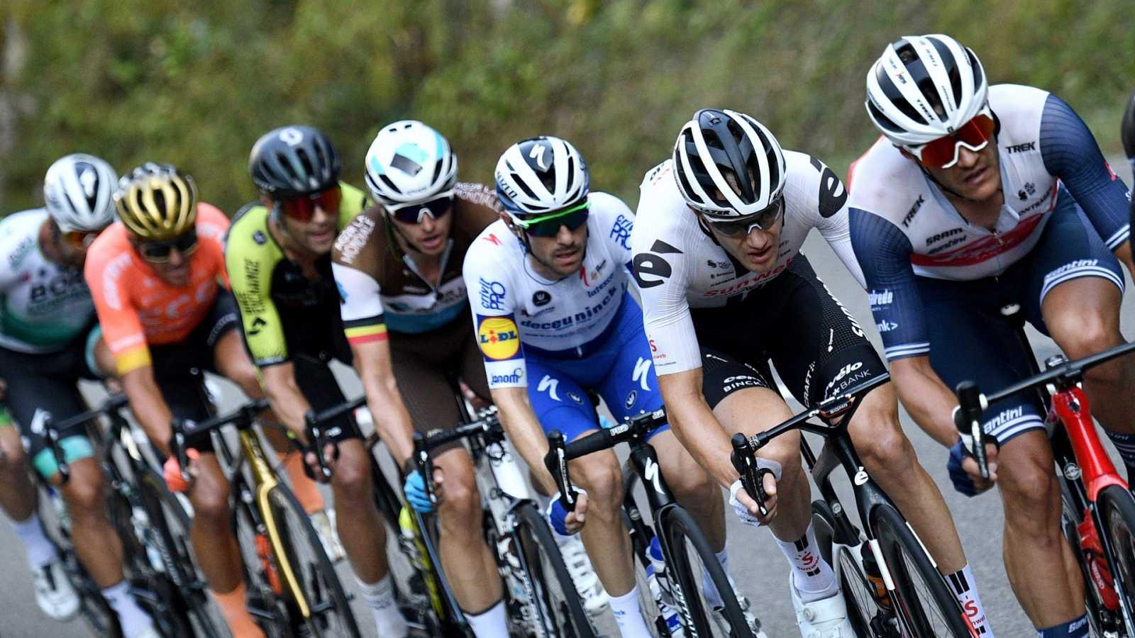 Ciclismo - Tour de Francia - 19ª etapa: Bourg-en-Bresse - Champagnole - ver ahora