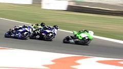 Motociclismo - Campeonato de España Superbike. Prueba Valencia. Resumen