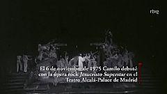"Lazos de sangre - Camilo Sesto en ""Jesucristo Superstar"""