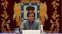 Almeida pide no ir a manifestarse a la Puerta del Sol para que no haya más contagios de coronavirus