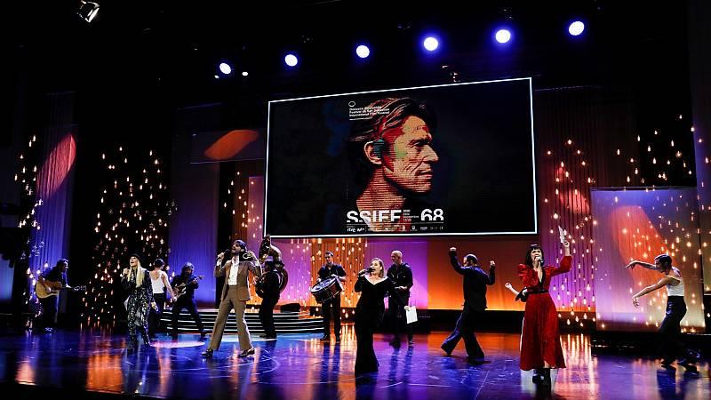 Festival de cine de San Sebastián 2020 - Gala de inauguración - ver ahora
