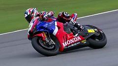 Motociclismo - Campeonato del Mundo Superbike. Prueba Cataluña. WSBK Superpole.