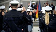 Preocupación por el aumento de mensajes nazis y de ultraderecha entre la policía alemana