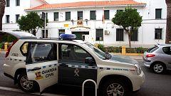 Los restos óseos hallados en Monesterio ya están en anatómico forense de Badajoz