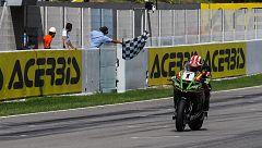 Ronda de Cataluña: Lo mejor de la Carrera 1, victoria para Rea