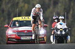 Ciclismo - Tour de Francia - 20ª etapa: Lure - La Planche des Belles Filles (CRI) (3)