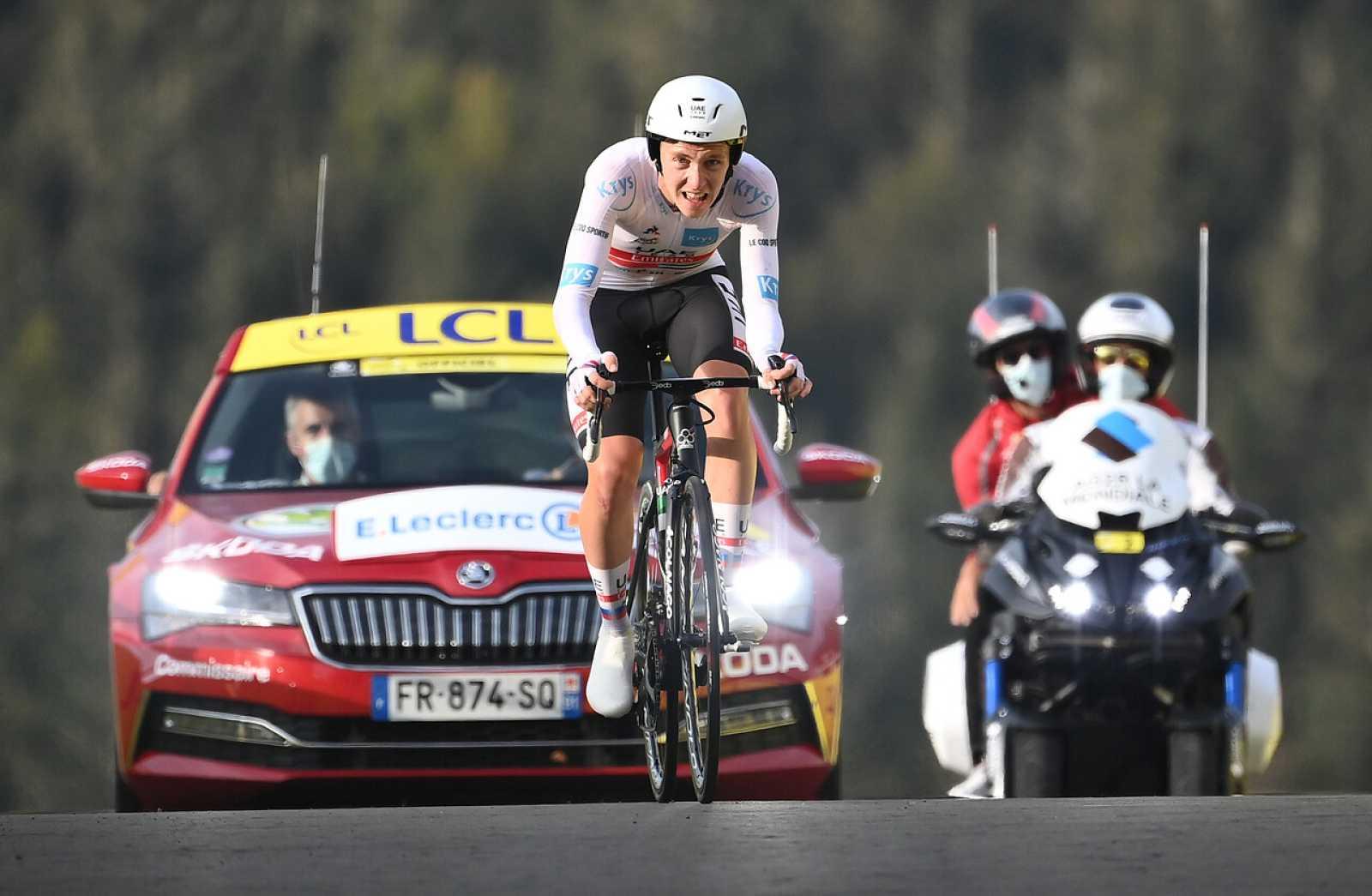 Ciclismo - Tour de Francia - 20ª etapa: Lure - La Planche des Belles Filles (CRI) (3) - ver ahora
