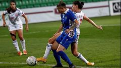 Fútbol - Clasificación Eurocopa femenina, 7ª jornada: Moldavia - España