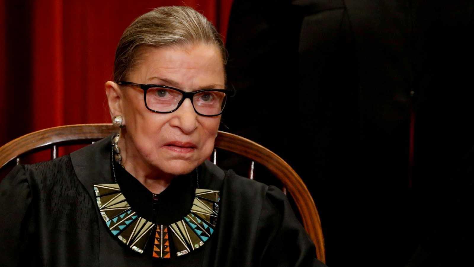 Cientos de personas rinden homenaje en Estados Unidos a la fallecida jueza Ruth Bader Ginsburg