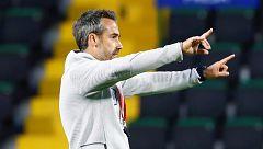 """Vilda: """"No es fácil meter nueve goles"""""""